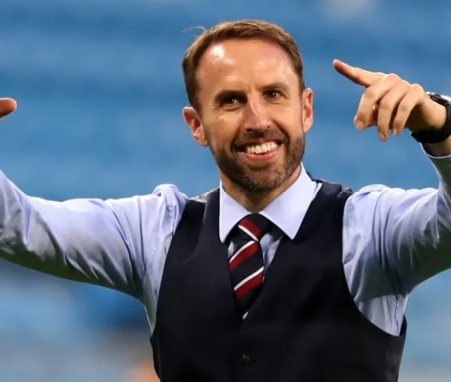 Gareth Southgate Set To Sign New England Contract Until After The 2022 World Cup