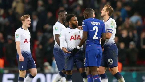 Image result for Chelsea vs Tottenham