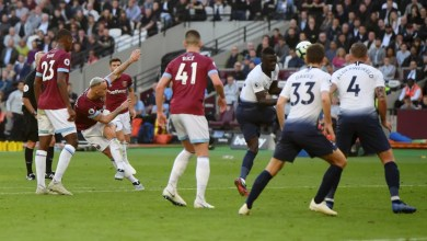 Photo of Tottenham host West Ham with third place up for grabs