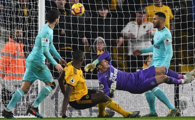 Wolves 1 1 Newcastle Report Ratings Reaction As Last