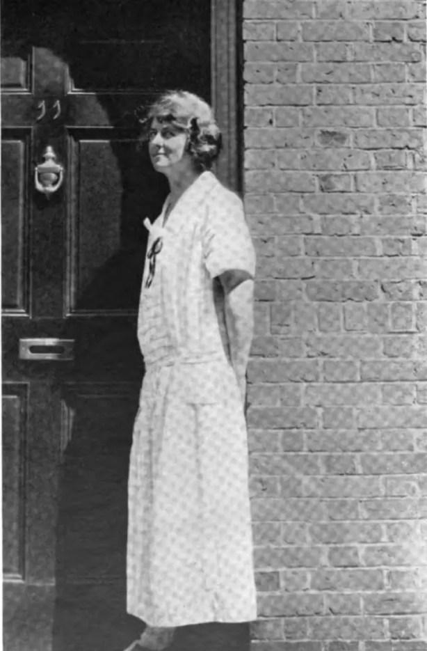 Mina Crandon in 1924