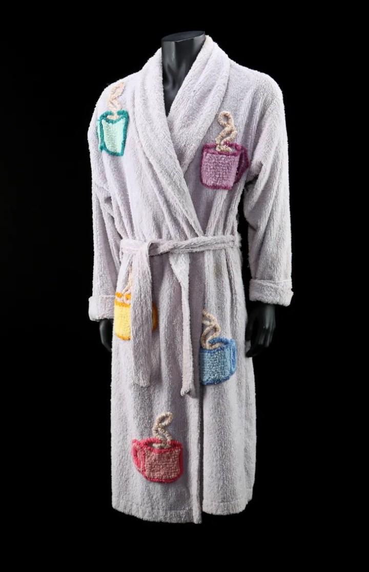 Tyler Durden's robe