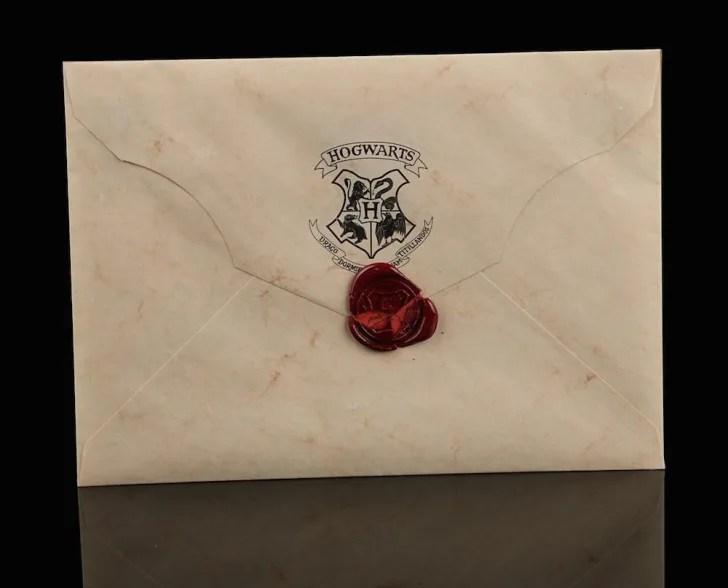 Acceptance Crest Hogwarts Letter