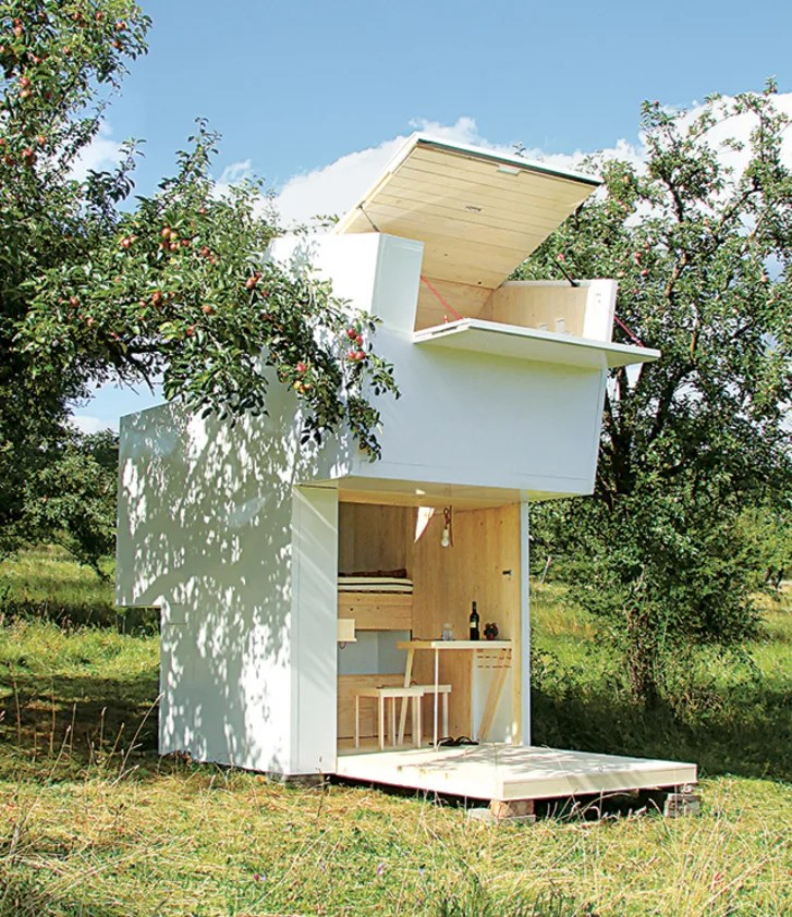 8 Tiny Dwellings That Make Downsizing Look Awesome