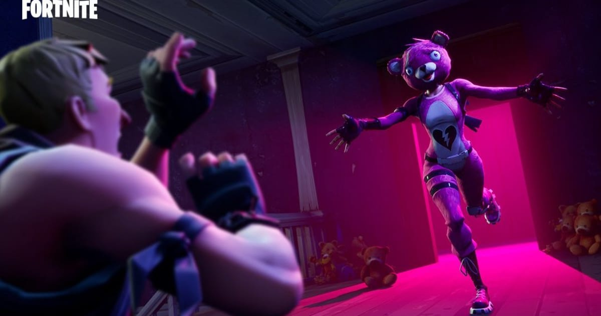 Epic Games To Remove Accidental Swastika From Fortnite