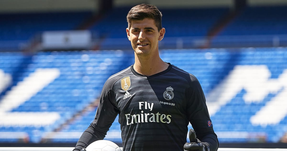 Real Madrid Include New Goalkeeper Thibaut Courtois In 29