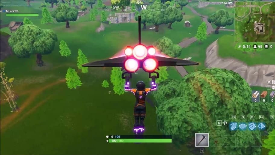 Epic Games Introduces Soaring 50s LTM In Fortnite Update