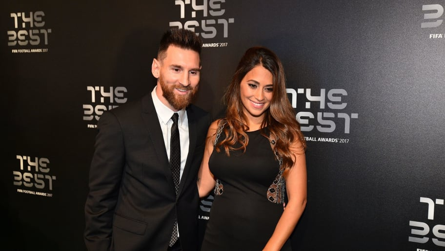 Image result for messi  FIFA The Best