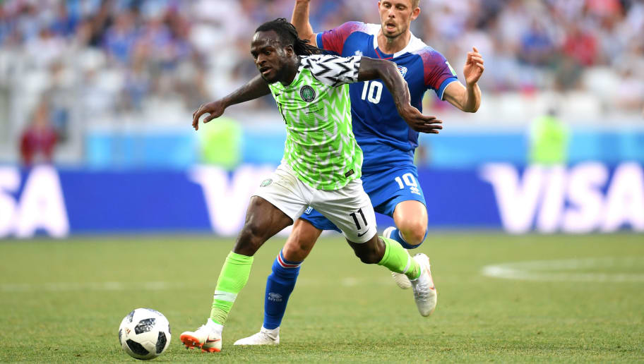 Nigeria 2-0 Iceland: Player Ratings as Ahmed Musa Dismantles Nordics to Keep Group D Alive nigeria v iceland group d 2018 fifa world cup russia 5b2d19883467ac1ed8000001