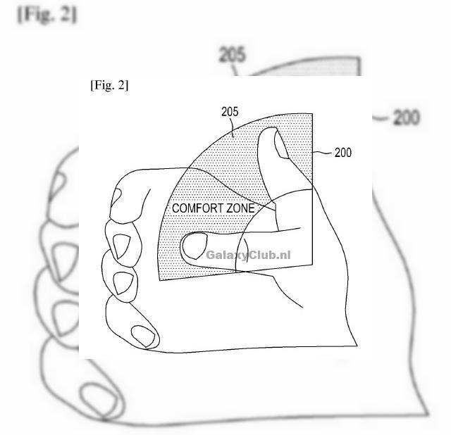 Un brevet Samsung demonstrează modul În care ar putea