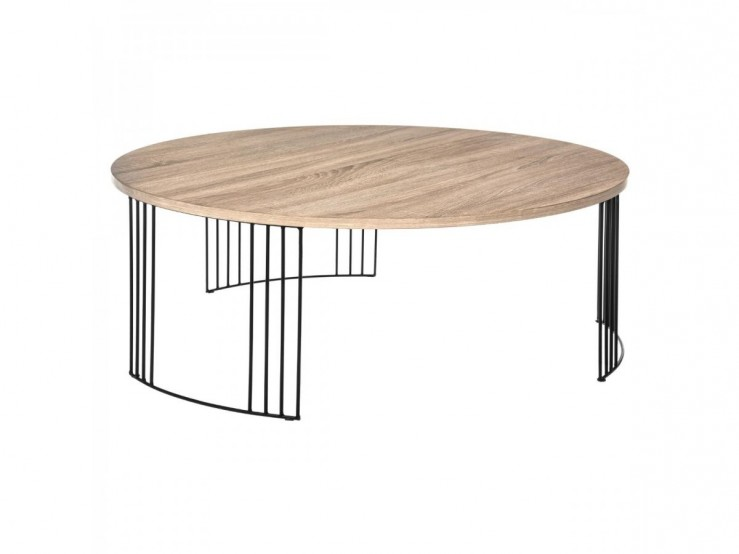 table basse ronde neile atmosphera