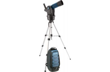 Meade ETX-80AT-TC Telescope, Meade EXT 80 Backpack Edition