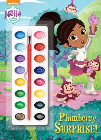 Nella The Princess Knight : nella, princess, knight, Plumberry, Surprise!, (Nella, Princess, Knight), Golden, Books:, 9781524716738, PenguinRandomHouse.com:, Books