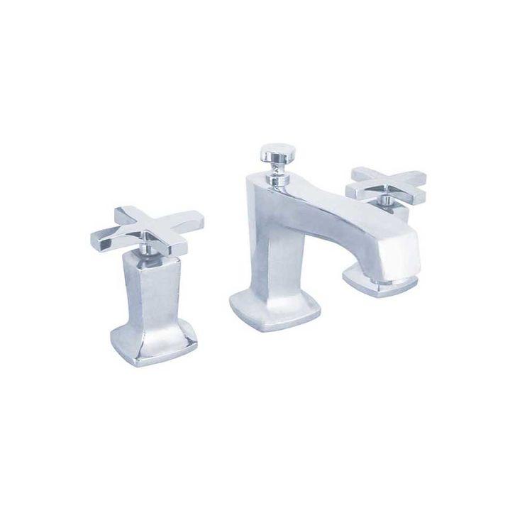 kohler k 16232 3 cp margaux polished chrome widespread bathroom faucet