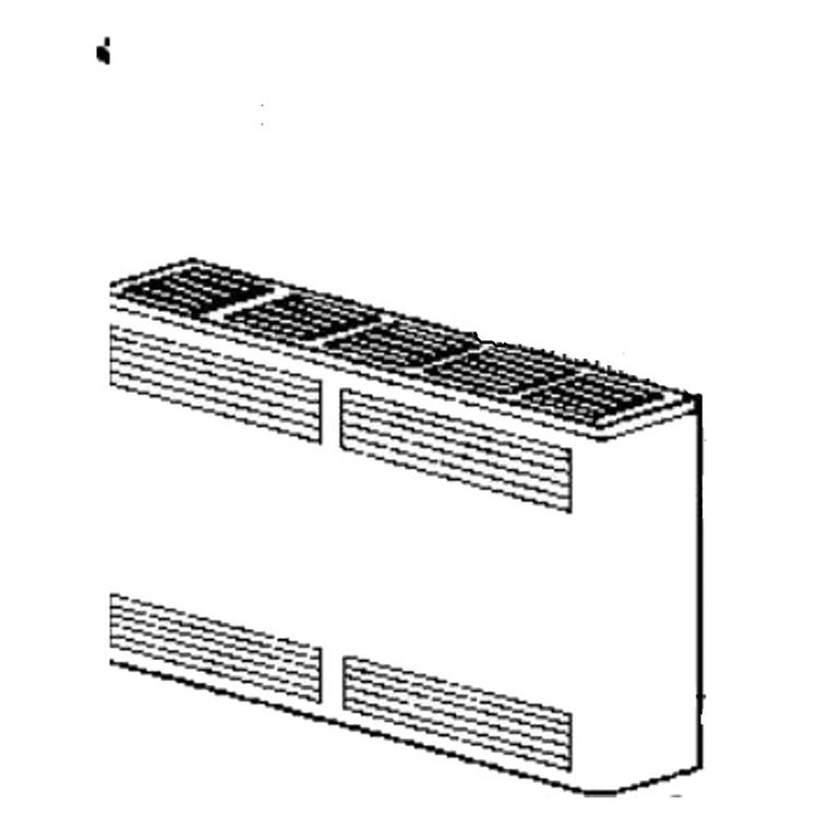 Cozy 42755 Furnace Cabinet for CDV255B, CDV256B, CDV335B