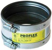 "Fernco 3000-22 Proflex 2"" Cast Iron x Plastic, Steel ..."