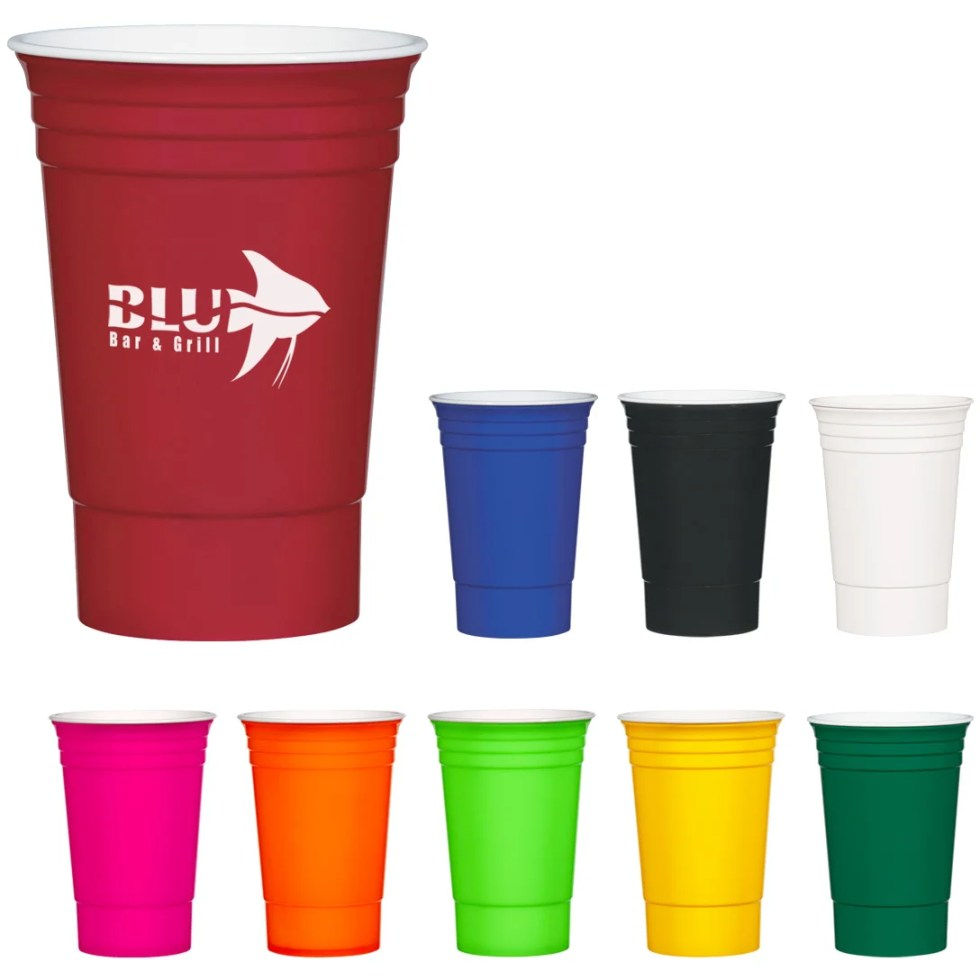 Solo Cup Style Promotional Cup (16 Oz.) | Promotional ...