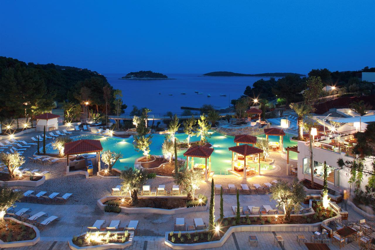 Se Bilder Fra Hotel Amfora Hvar Grand Beach Resort