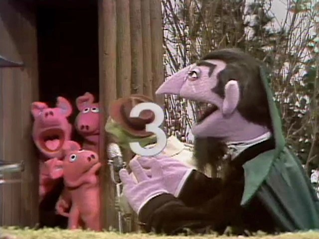 Image result for count muppet two