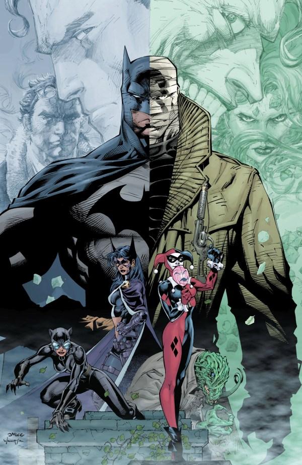 Hush DC Comics Batman