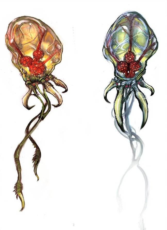 Metroid Prime Other M Creatures