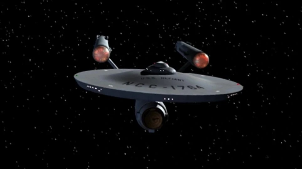 USS Defiant NCC1764  Memory Alpha the Star Trek Wiki