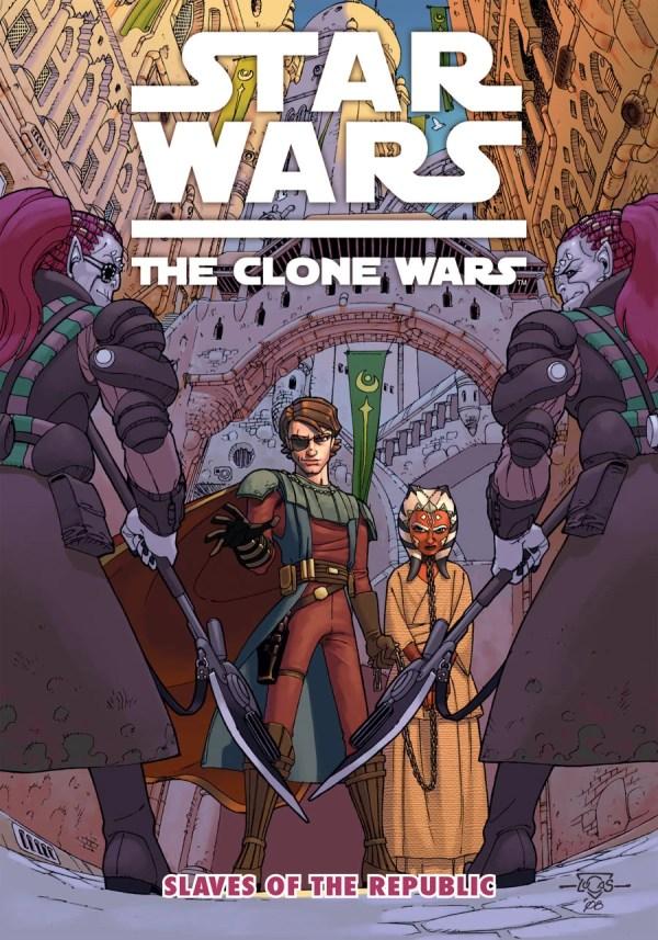 Star Wars Clone Slaves Of Republic Tpb
