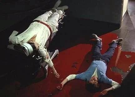Image result for halloween ii blood slip