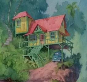 La Casa de Lilo  Disney Wiki