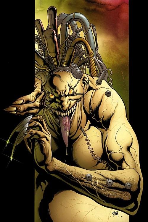 Mojo Mojoverse Marvel Comics Database