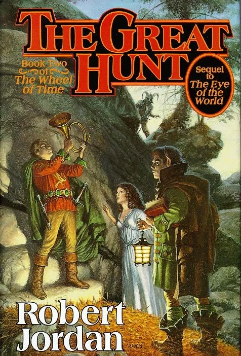 [Sinopsis] The Wheel of Time 02 – The Great Hunt – Dina's ...