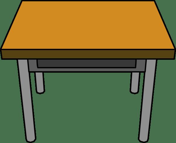 classroom desk - club penguin wiki