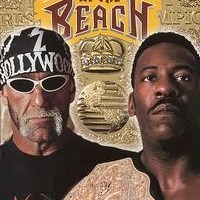 Booker T, Hulk Hogan, Jeff Jarrett & The WCW Championship at WCW Bash at the Beach, July 9th 2000