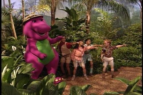 Jungle Adventure  Barney Wiki