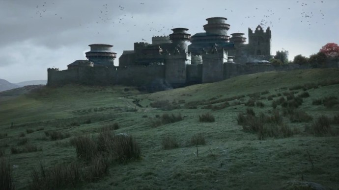 Image result for ravens leaving winterfell
