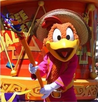 Panchito Pistoles Disney Parks Characters Wiki