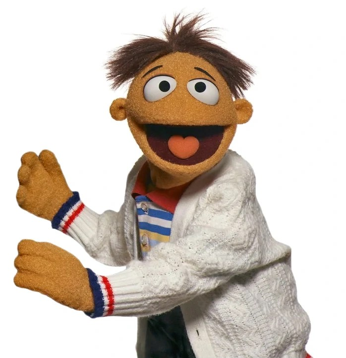 walter muppet