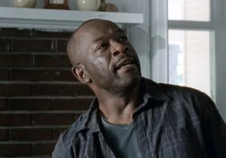 The Walking Dead Who Is The Black Guy