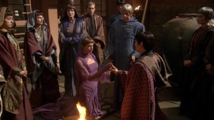 Vulcan wedding life events