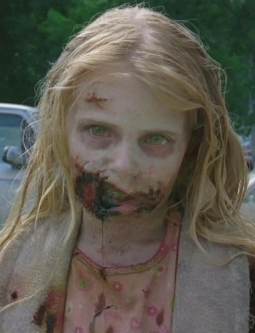 "Summer ""Little Girl Zombie"""