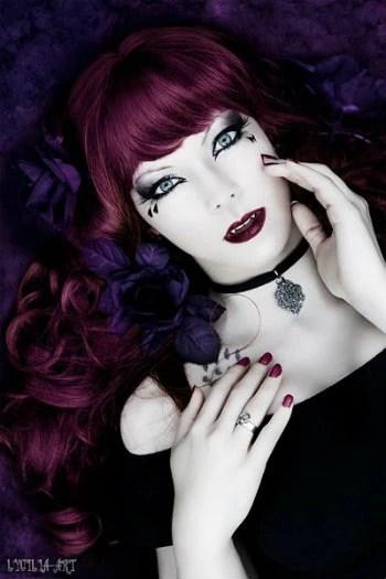 Vampire Goth - Gothtypes Wiki