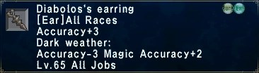 Nice earring for PUP and BLM