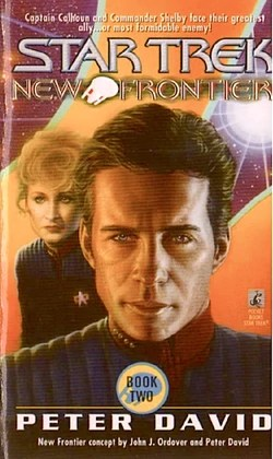 Star Trek New Frontier #2: Into the Void