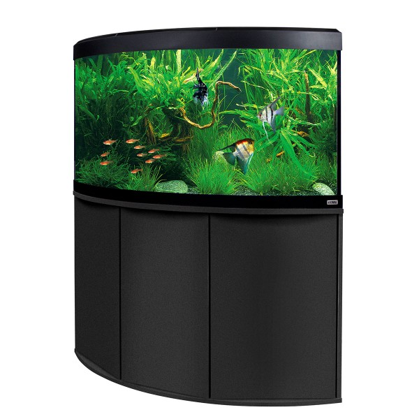 Fluval Panoramaaquarium Mit Ledbeleuchtung Venezia 350