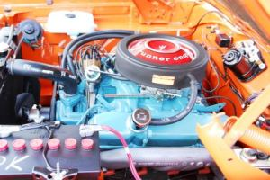 Photo: 10 1968 Plymouth Road Runner engine partment view | From the Archives: 1968 Plymouth