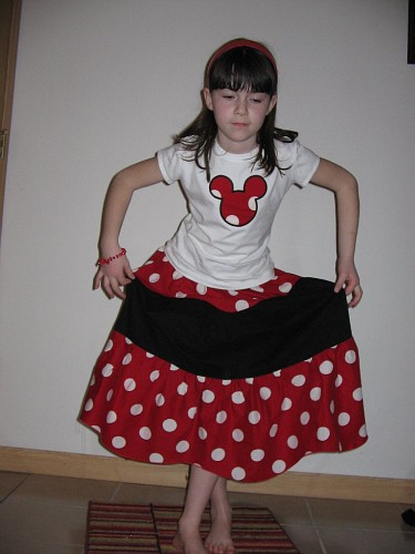 Disney Sewing Minnie Mouse Set 2