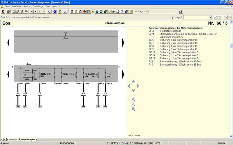 Skoda Octavia 1 9 Tdi Wiring Diagram