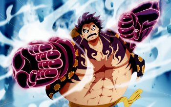 It is one of the most popular one piece episodes to ever air, it also signified luffy as one of the strongest pirate. 20 Gear Fourth Hd Wallpapers Background Images