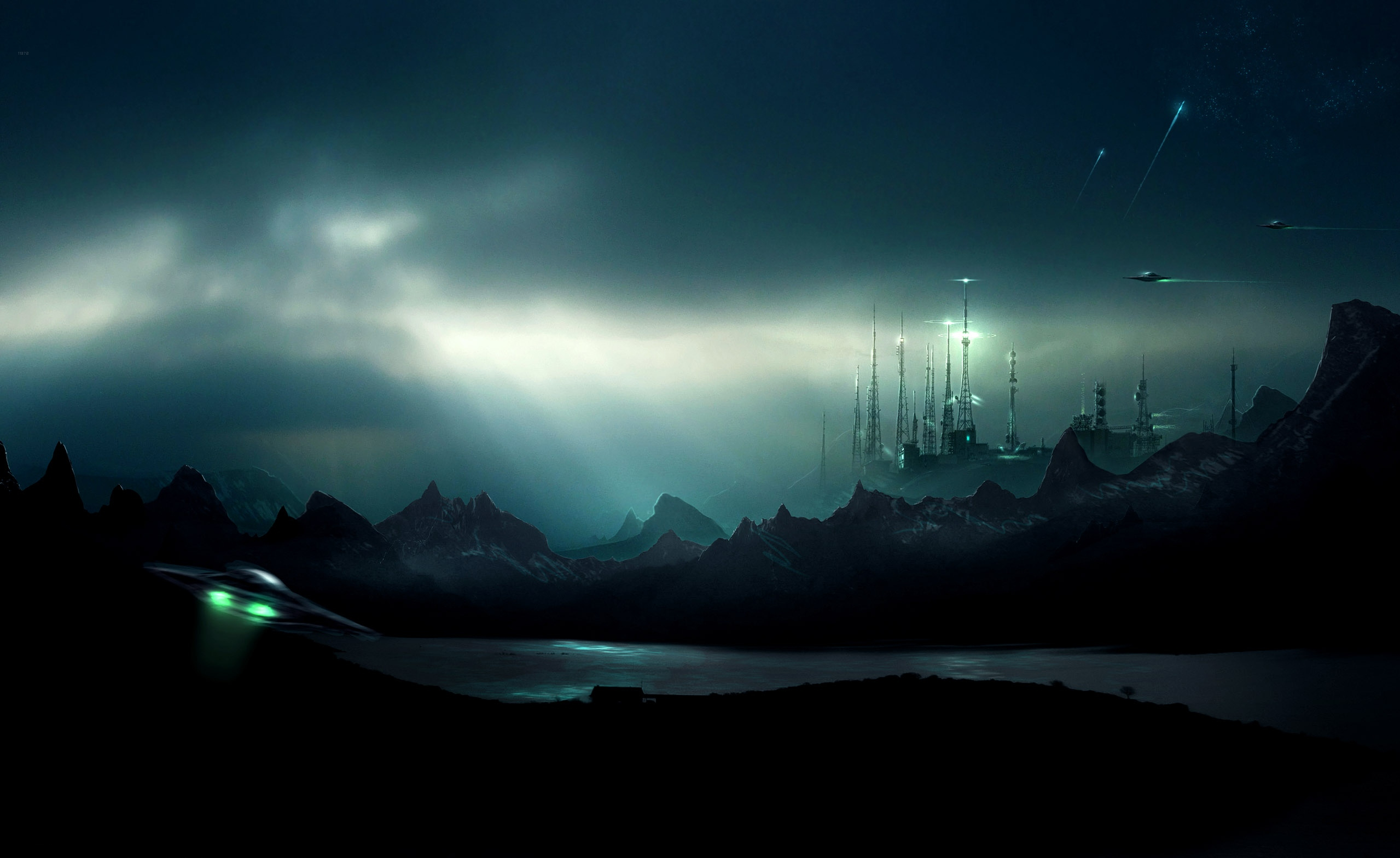 23 Futuristic Hd Wallpapers  Hintergründe  Wallpaper Abyss