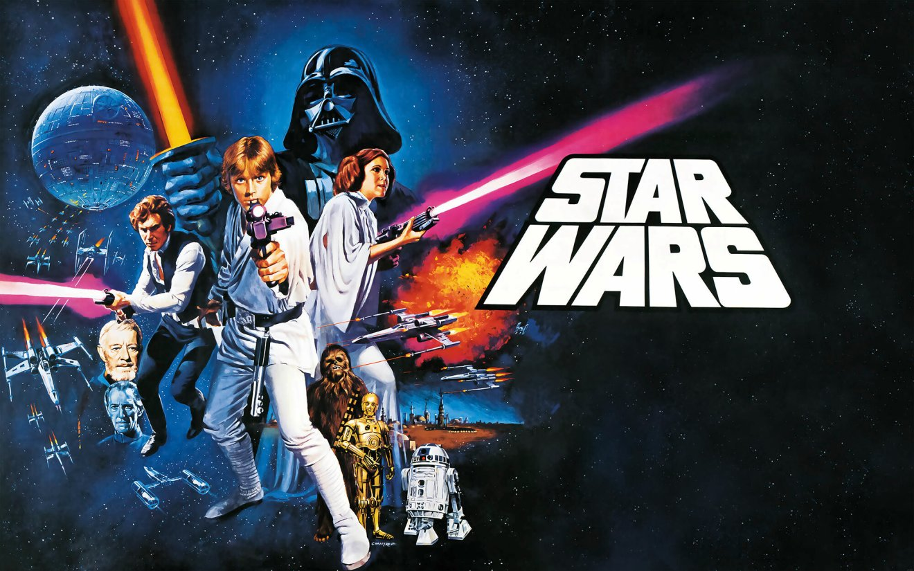 Star Wars - Wallpaper of the Day